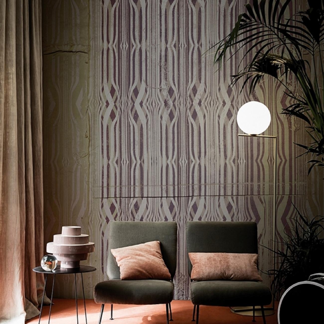 Wall & Decò APLOMB Contemporary Wallpaper
