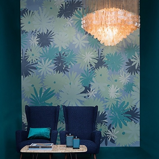 Wall & Deco bidi Wallpaper