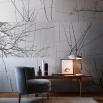 Wall & Deco BOIS D'HIVER Wallpaper