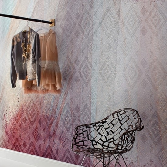 Wall & Deco Contemporary Wallpaper