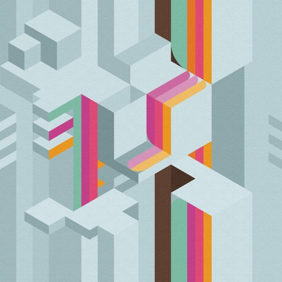 Inkiostro Bianco Arcade Tetriso Wallpaper