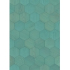 Bisazza Wood Esagono Mint (E) 202X223