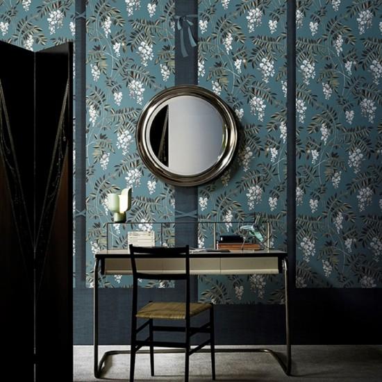 Wall & Deco KIMONO Wallpaper