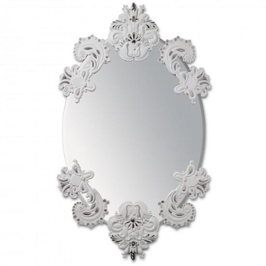 Lladró Oval Mirror