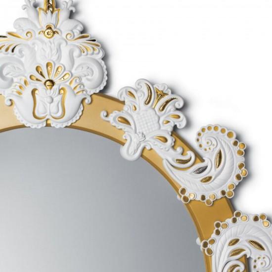 Lladró Round Mirror