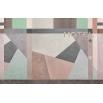Wall & Deco MOTEL FUTURISTE Wallpaper