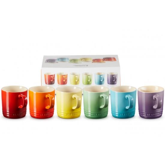 Le Creuset Set 6 Tazze Mug