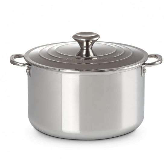 Le Creuset Stainless Stell Casserole with Lid 26