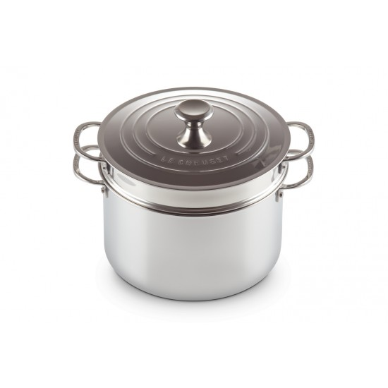 Le Creuset Stainless Steel Pastaiola