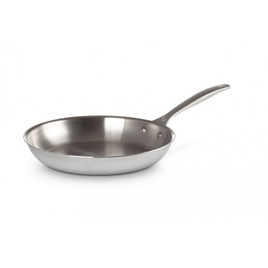 Le Creuset Stainless Steel Low Pan 20
