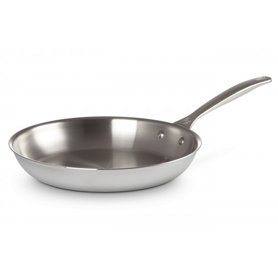 Le Creuset Stainless Steel Low Pan 30