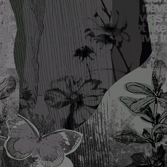 Wall & Decò Orchidalia Wallpaper