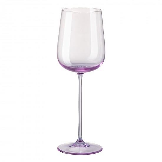 Rosenthal Heritage Turandot Purple Wine Glass