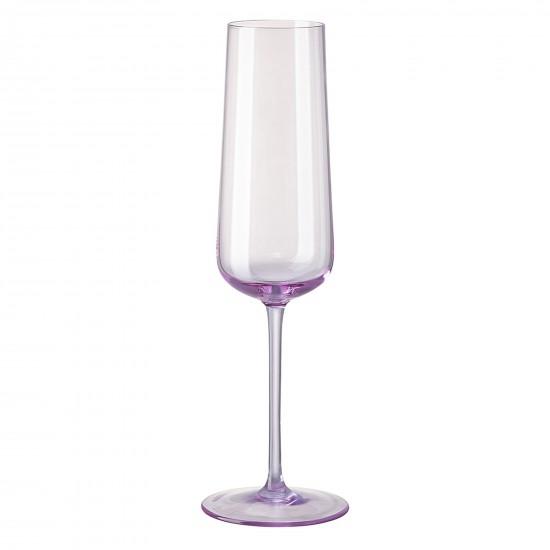 Rosenthal Heritage Turandot Purple Champagne flute