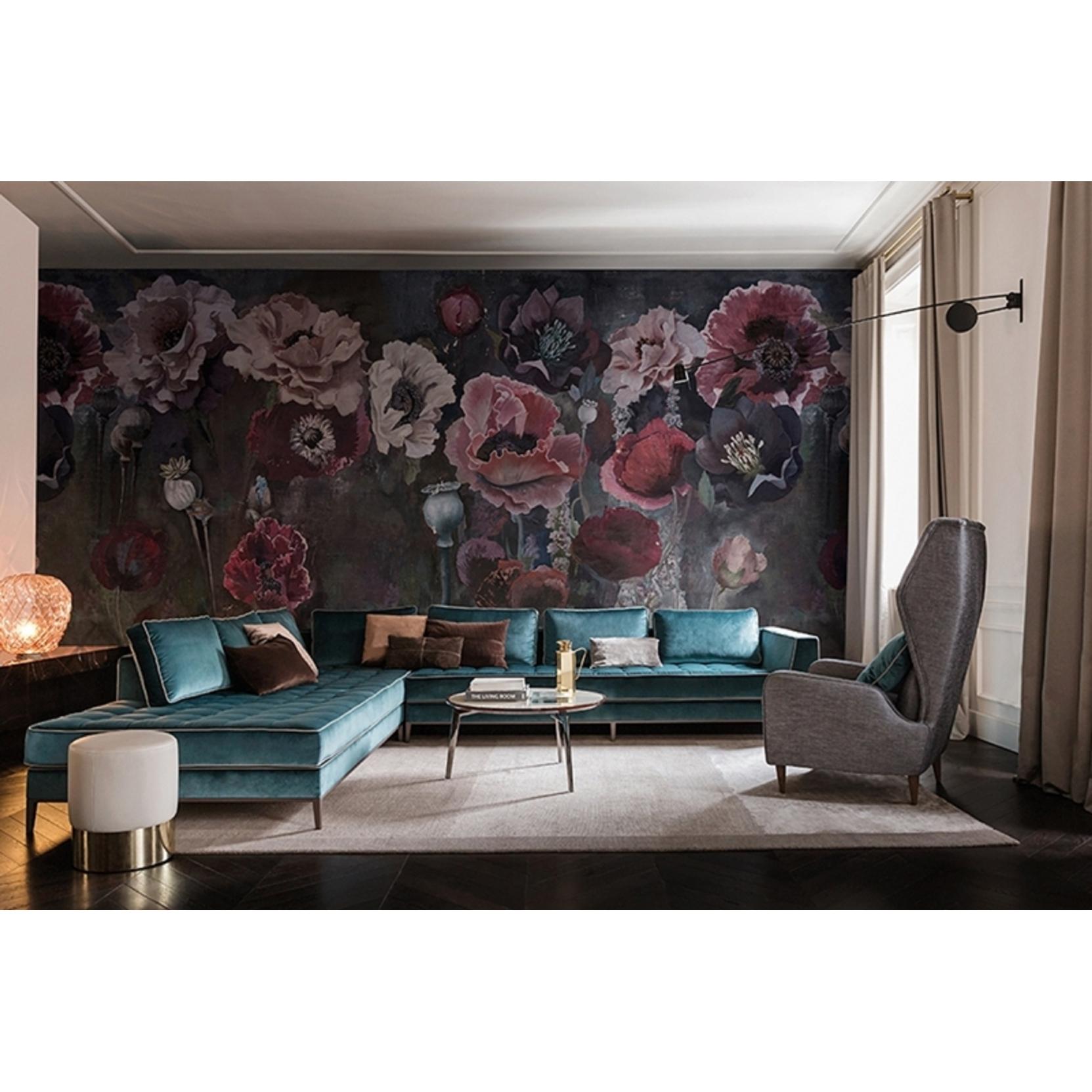 wall dec pavot wallpaper tattahome. Black Bedroom Furniture Sets. Home Design Ideas
