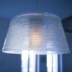 PRANDINA ABC S1 SUSPENDED LAMP CRYSTAL