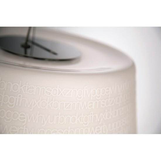 PRANDINA ABC S5 SUSPENDED LAMP WHITE