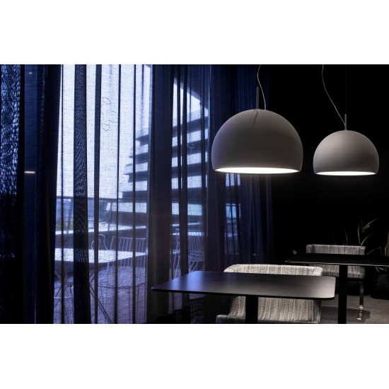PRANDINA BILUNA S7 SUSPENDED LAMP SAND