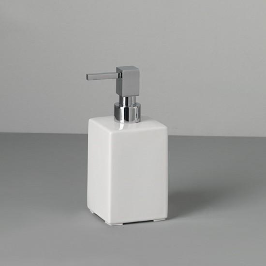 CAPANNOLI TUBE CUBE STANDING SOAP DISPENSER