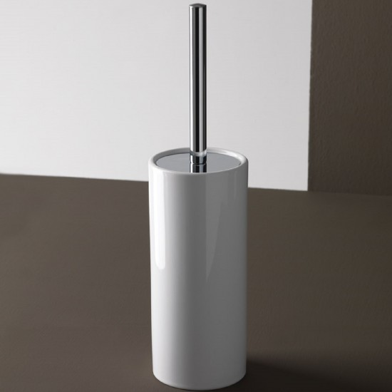 CAPANNOLI TUBE CUBE BRUSH HOLDER