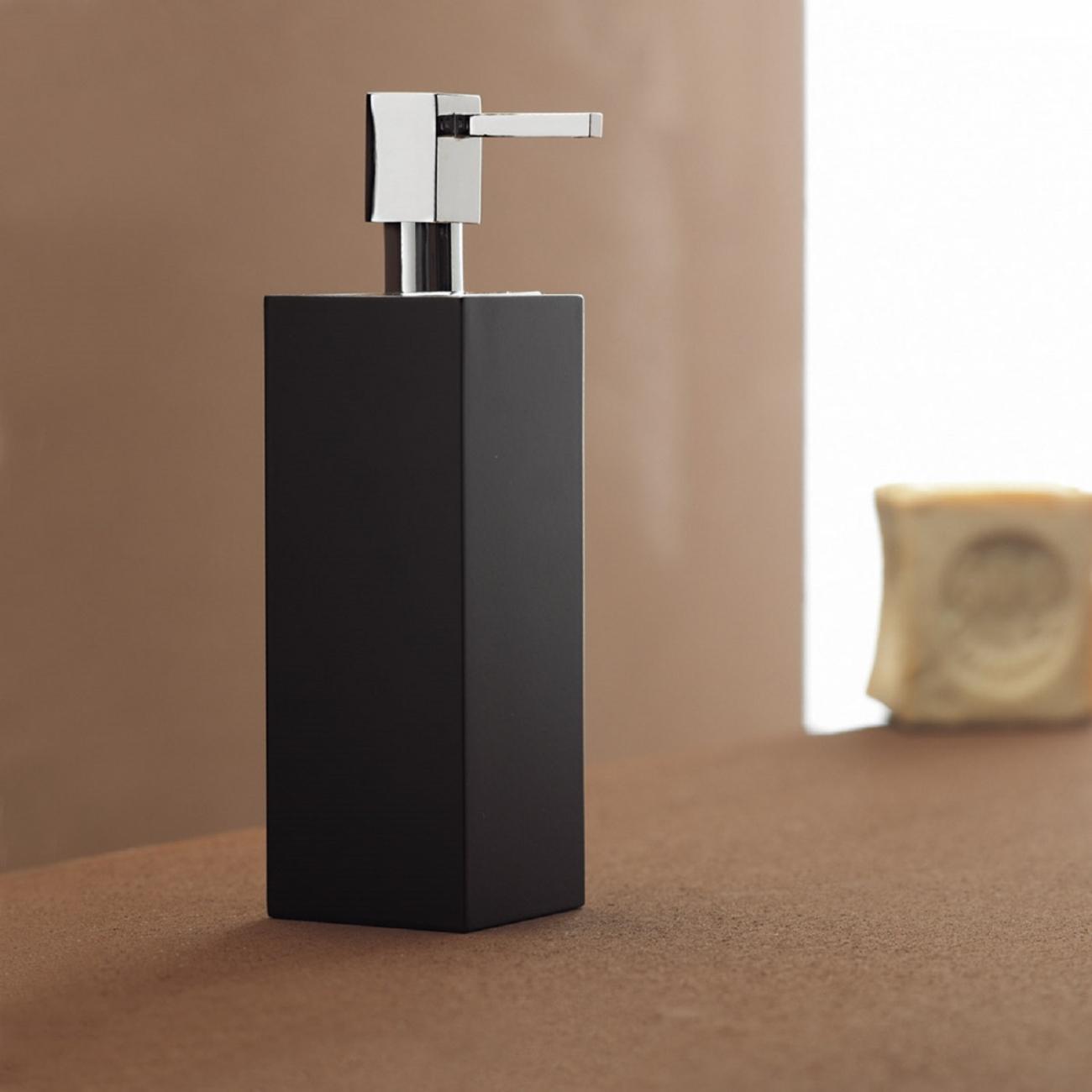 Capannoli teknika dispenser sapone appoggio tattahome - Capannoli accessori bagno ...