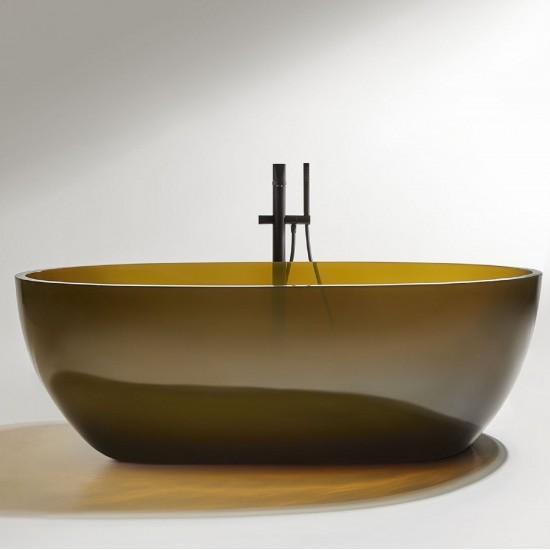 ANTONIO LUPI REFLEX CRISTALMOOD BATHTUB
