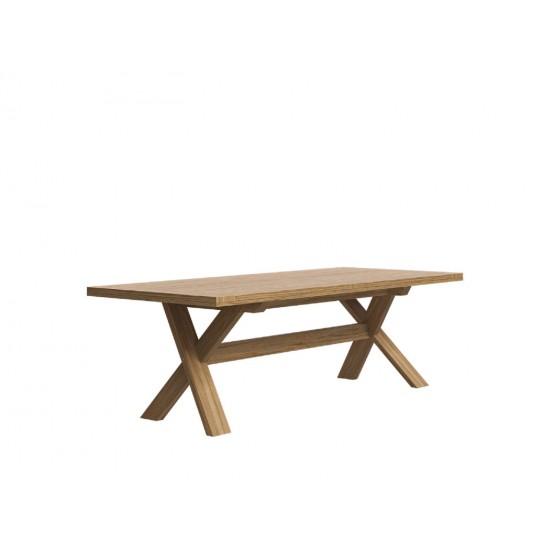 ATMOSPHERA TYPHOON 240 TABLE TEAK