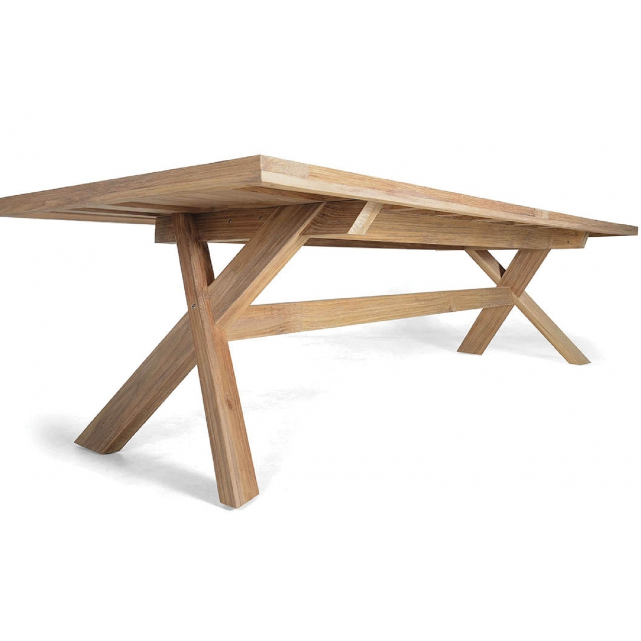 ATMOSPHERA TYPHOON 300 TAVOLO TEAK - TattaHome
