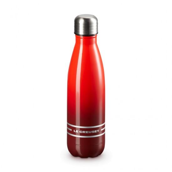 Le Creuset Hydration Bottle 500 ml Cherry