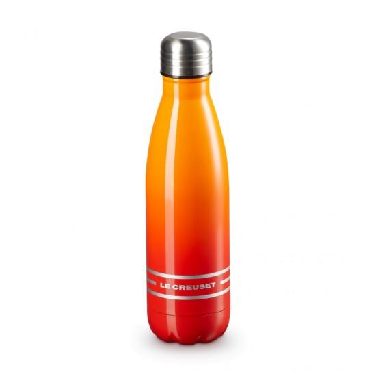 Le Creuset Hydration Bottle 500 ml Orange