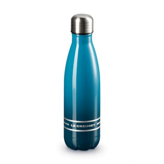 Le Creuset Hydration Bottle 500 ml Deep Teal