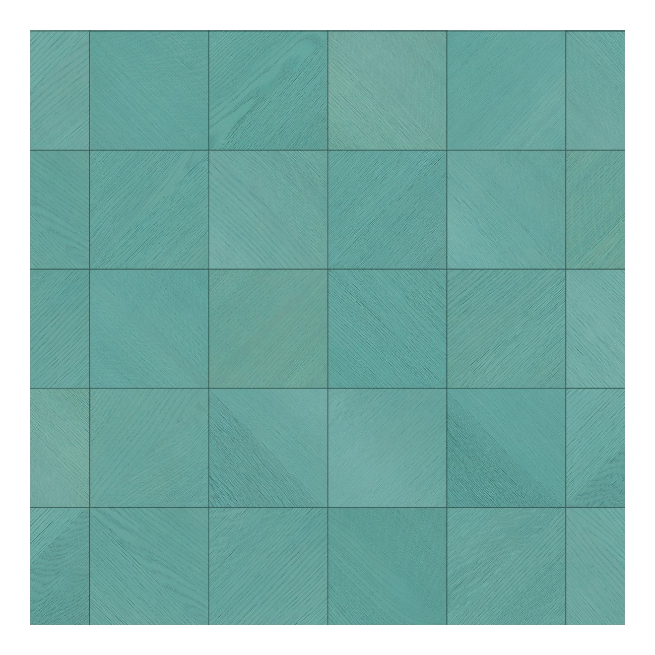 Bisazza Wood Quadro Mint (Q) 202x202