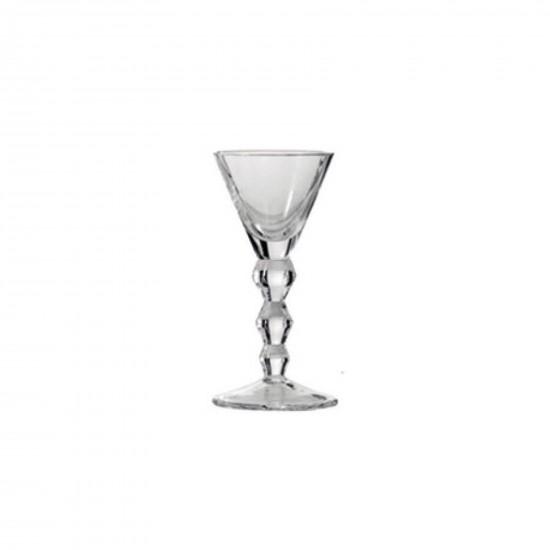 Driade Rocks II White wine glass.