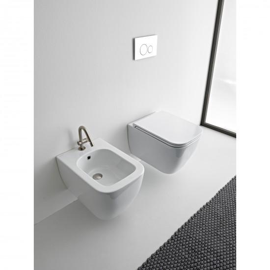 Scarabeo Teorema 2.0 wall hung wc