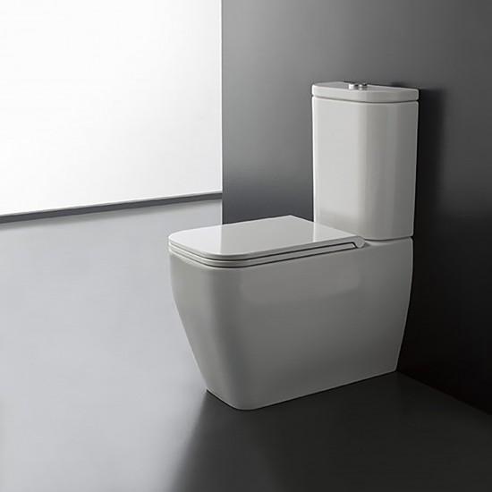 Scarabeo Teorema 2.0 floorstanding wc