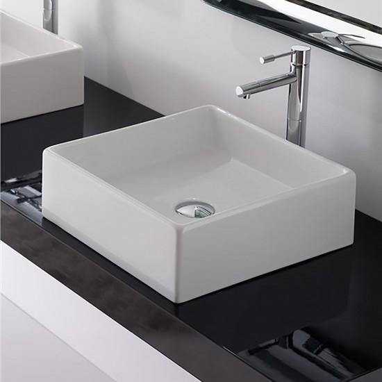 Scarabeo Teorema countertop basin