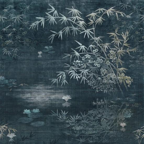 Wall & Decò Moon River Wallpaper