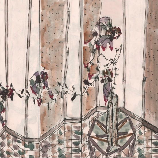 Wall & Decò Paravento Wallpaper