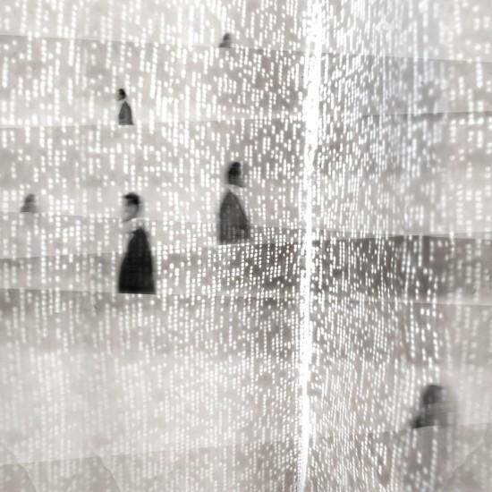 Wall & Decò Elevator Wallpaper