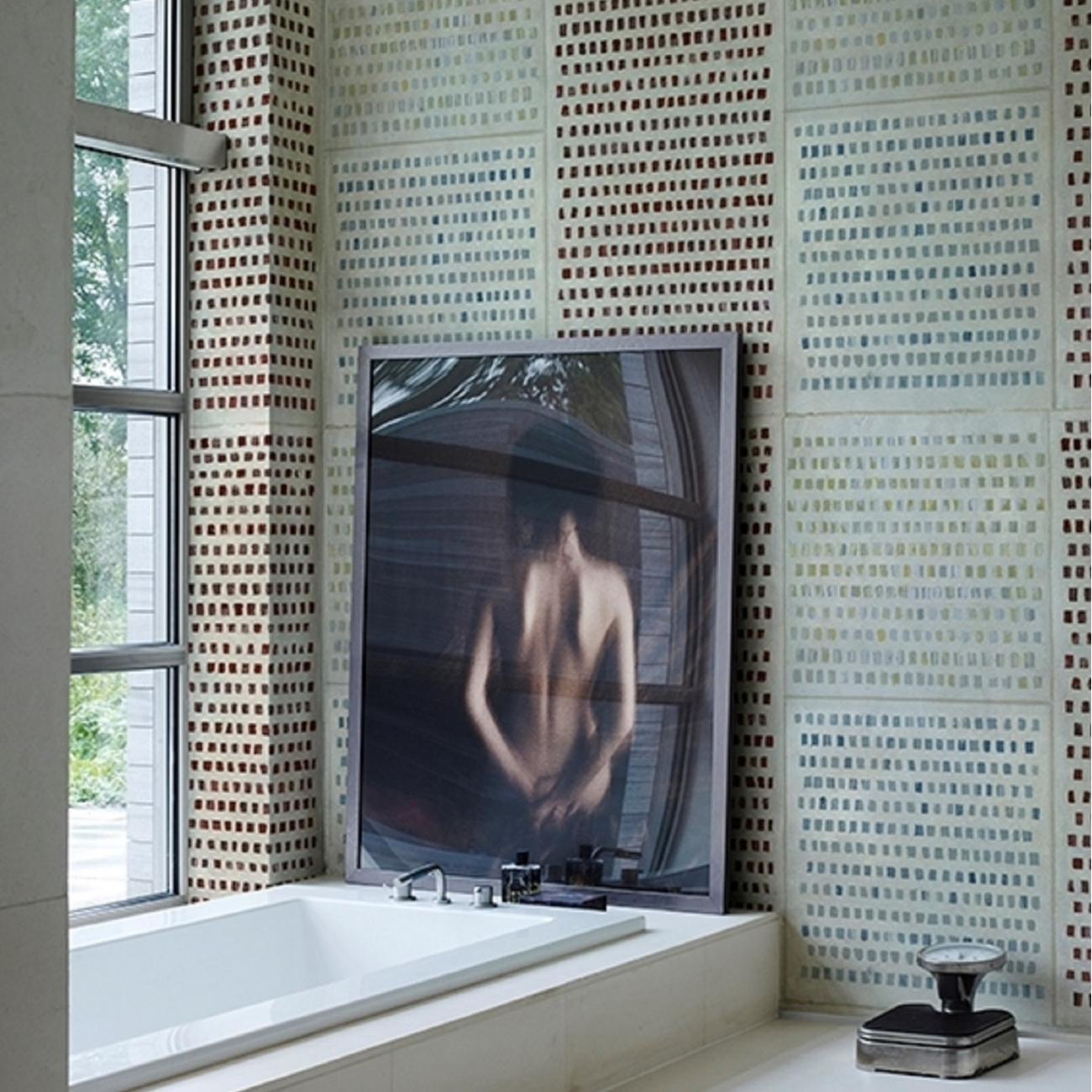 Wall & Decò WET SYSTEM CHANGING DOTS WALLPAPER