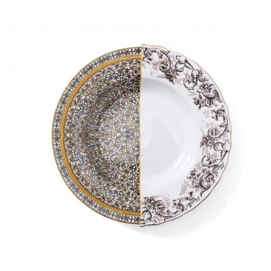 Seletti Hybrid Agroha soup plate