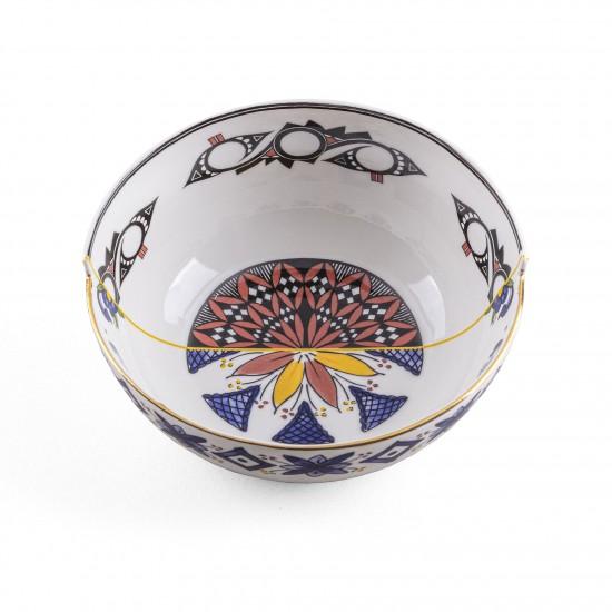 Seletti Hybrid Tiwanaku bowl