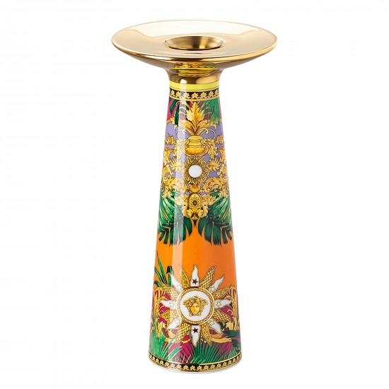 Rosenthal Versace Jungle Animalier Vaso / Porta candele