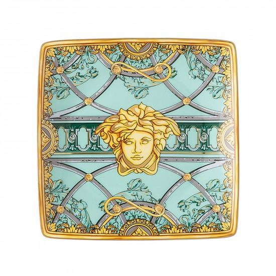 Rosenthal Versace La Scala del Palazzo Green Tray