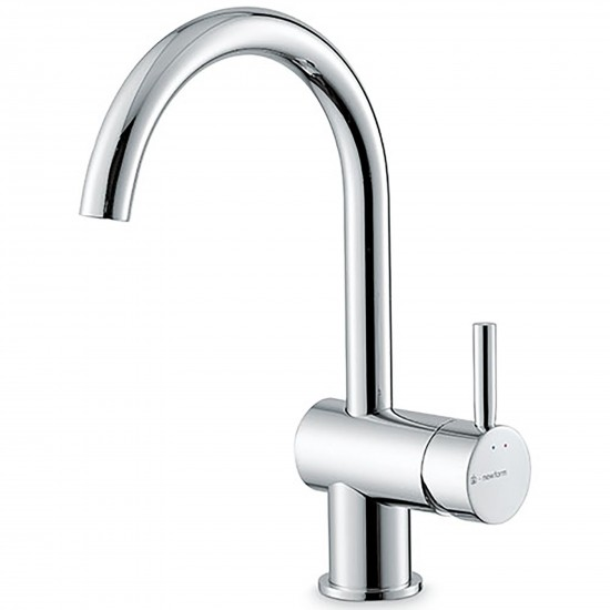Newform Blink basin mixer