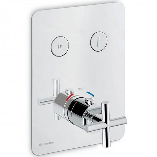 Newform Blink thermostatic mixer