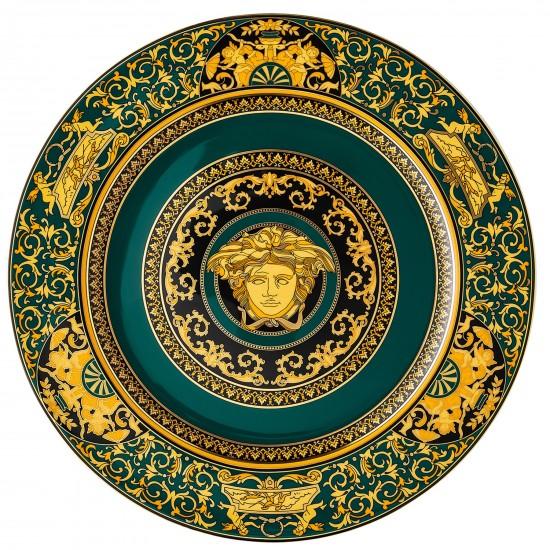 Rosenthal Versace Medusa Juniper Service plate