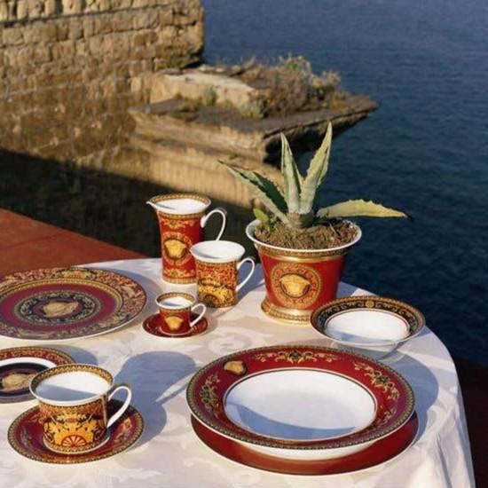 Rosenthal Versace Asia Medusa Soup dish