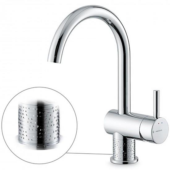 Newform Blink Luxury basin mixer
