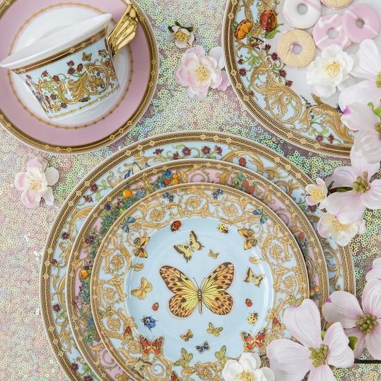 Rosenthal Versace Le Jardin de Versace Candeliere